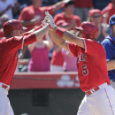 Pujols' 2-run HR lifts Angels over Blue Jays, 8-7 The Associated Press