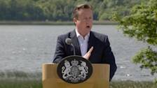 Cameron welcomes G8 tax action