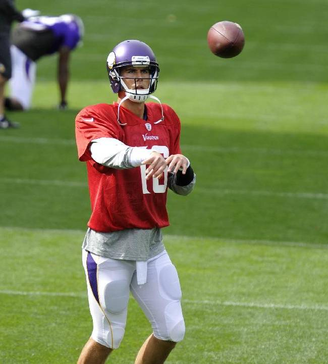 Cassel gets start at QB against Steelers in London