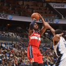 Wall's layup helps Wizards hold off Magic, 105-98 The Associated Press