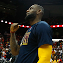 Cleveland Cavaliers v Atlanta Hawks - Game Two Getty Images