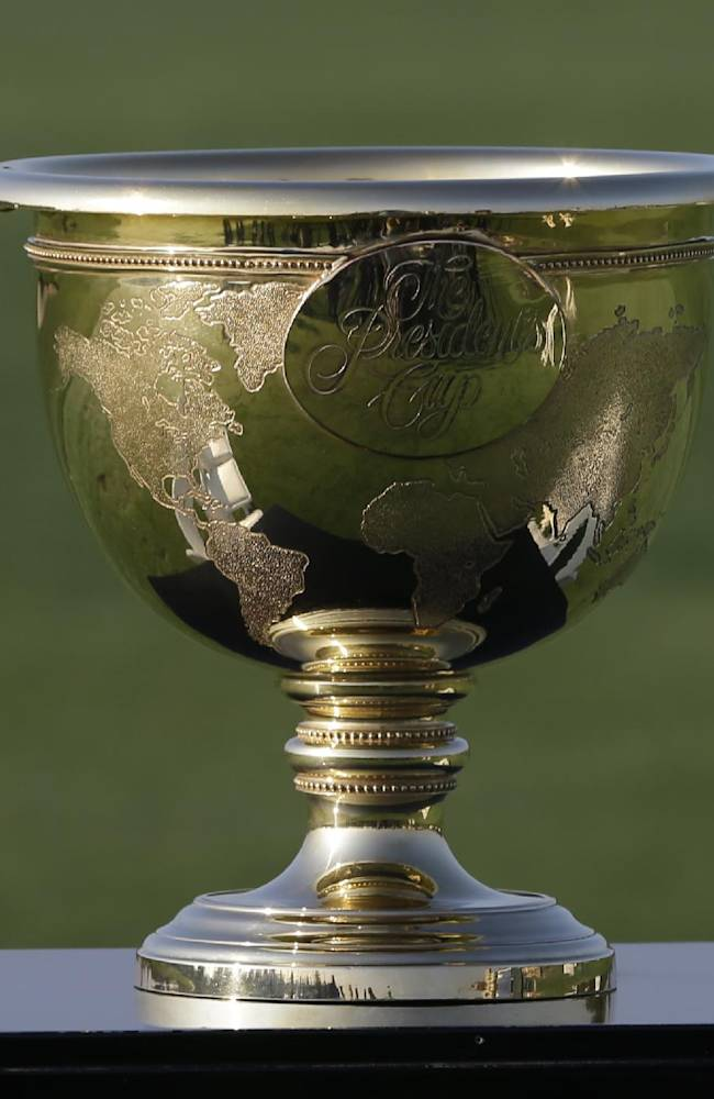 Presidents Cup can do without the comparisons