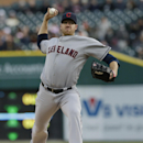 Gomes, McAllister lead Indians past Tigers 3-2 The Associated Press
