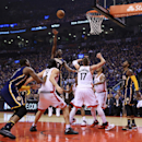 Indiana Pacers v Toronto Raptors - Game Two Getty Images