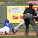 Montero homers as Cubs beat Royals 7-0 The Associated Press