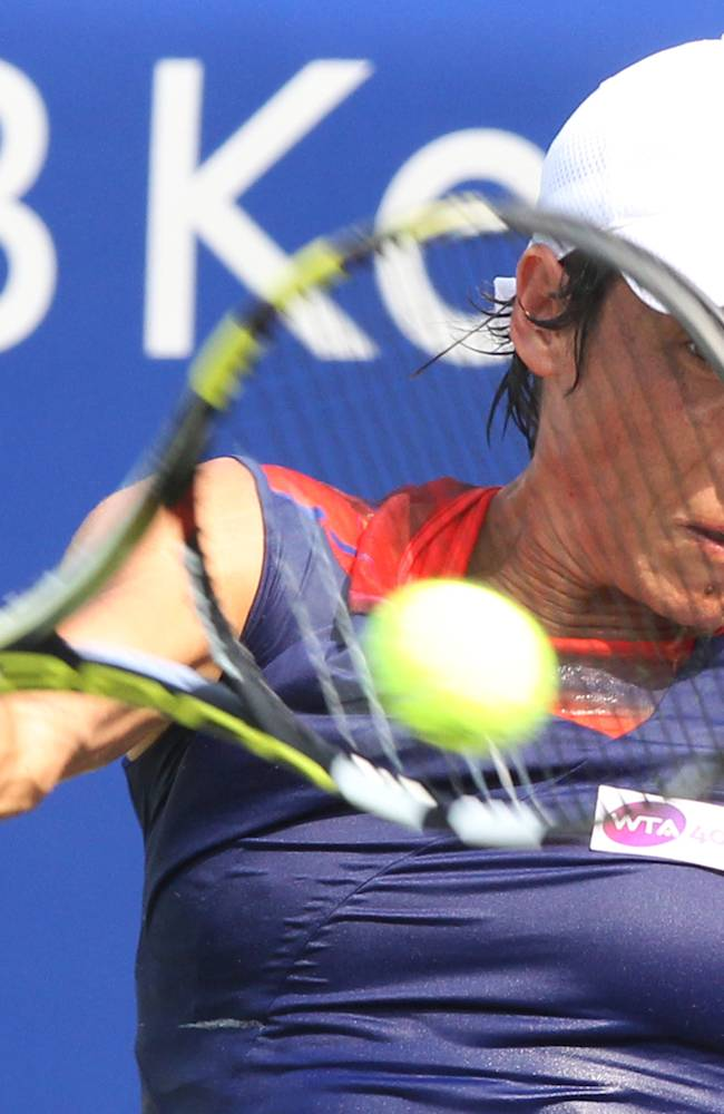 Pavlyuchenkova reaches Korea Open quarters