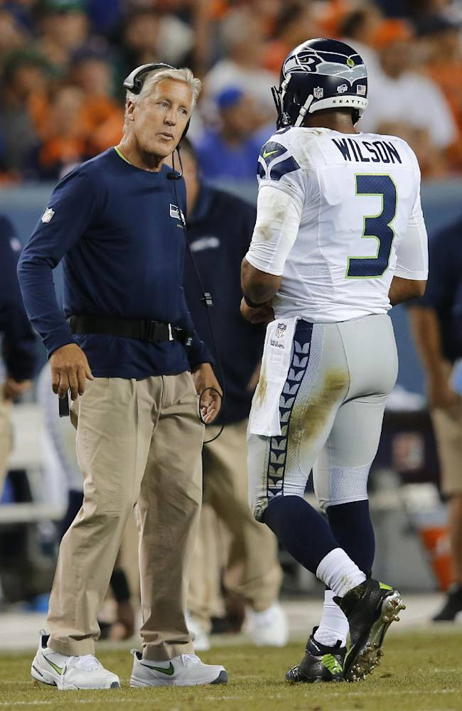 Seattle's opener a chance to start evaluations