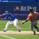 Reyes 3 steals, 2 hits, Jays hand Astros 3rd straight loss The Associated Press