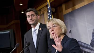 Congress Budget Deal Breaks Partisan Gridlock