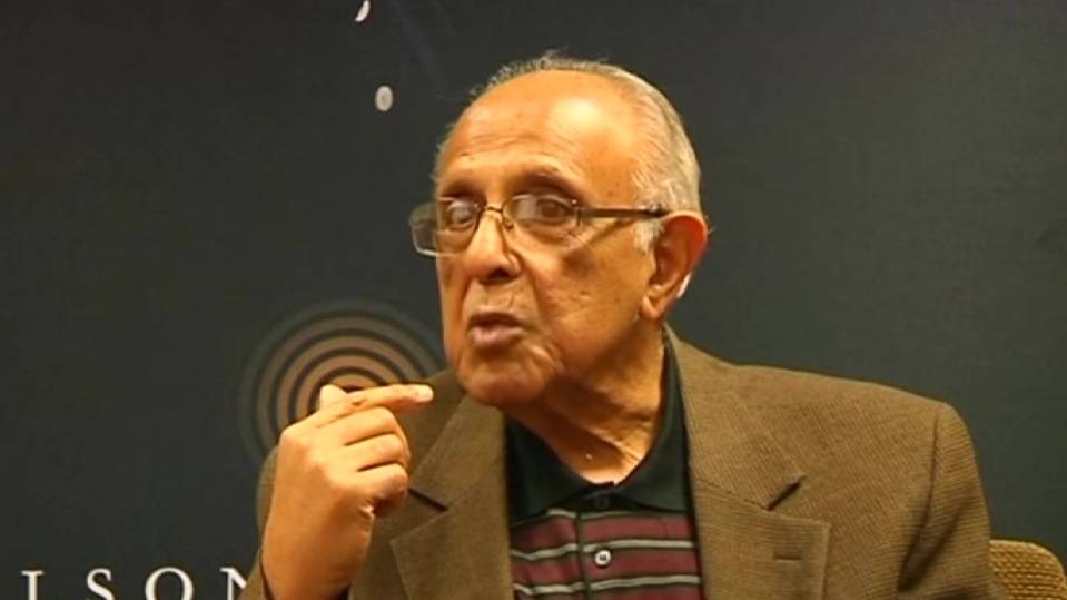 Mandela's prison friend Kathrada mourns his passing