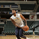 Pacers' George goes through 1st full practice since injury The Associated Press