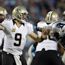 Saints top Panthers 28-10 to take NFC South lead The Associated Press