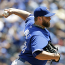 Buehrle, Encarnacion lead Blue Jays to 6-2 win over Royals The Associated Press