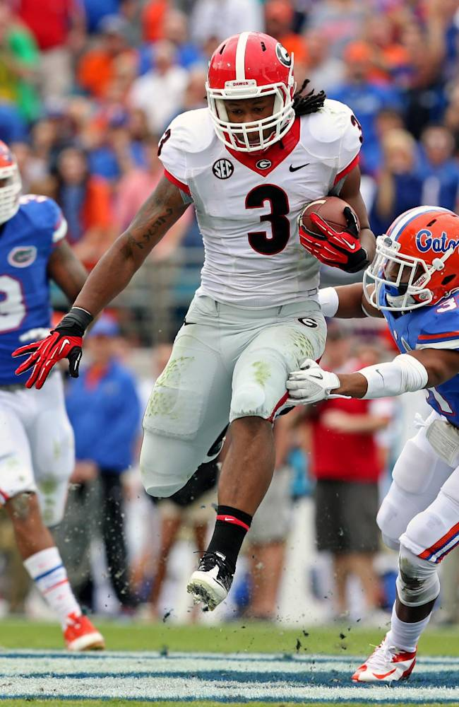 Win over Gators gives Georgia much-needed boost