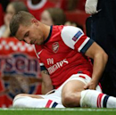 Podolski out up to 10 weeks but Ramsey & Wilshere fit for Tottenham clash