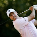 Matt Kuchar of the U.S. tees off on the 11th hole during the second round of The Players Championship PGA golf tournament at TPC Sawgrass in Ponte Vedra Beach, Florida May 10, 2013. REUTERS/Chris Keane