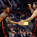 Toronto Raptors v Phoenix Suns Getty Images