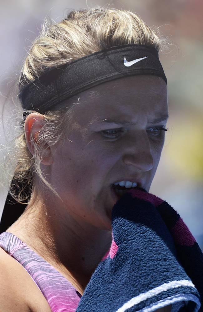 Azarenka pulls out of Key Biscayne tournament