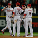Arizona Diamondbacks v Seattle Mariners Getty Images