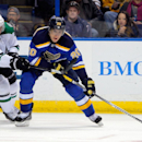 Daley, Demers lead Stars over Blues 4-3 The Associated Press