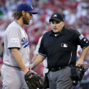 AP source: 4 umpires get 1st World Series call The Associated Press