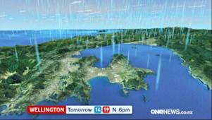 ONE News 6pm Weather Update: Dec 7