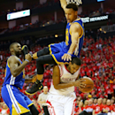 Curry 'ready to go' for Game 5 after frightening fall The Associated Press