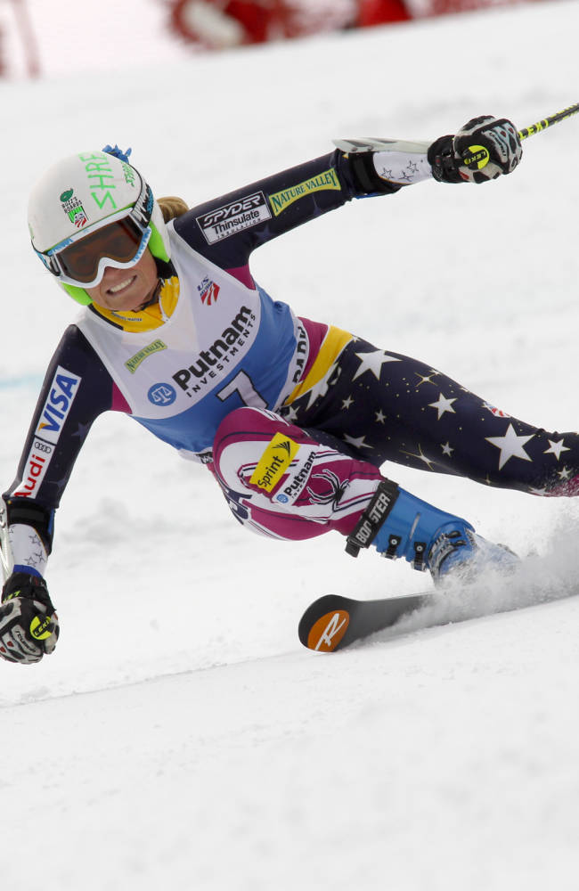 Schleper returns to slopes, will ski for Mexico