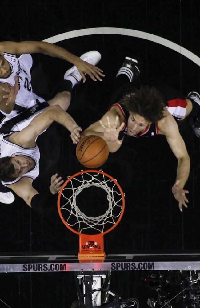 Portland Trail Blazers v San Antonio Spurs - Game Two