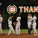 San Francisco Giants v Chicago Cubs Getty Images