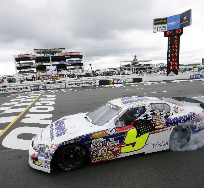 Elliott to run for Nationwide title with NAPA