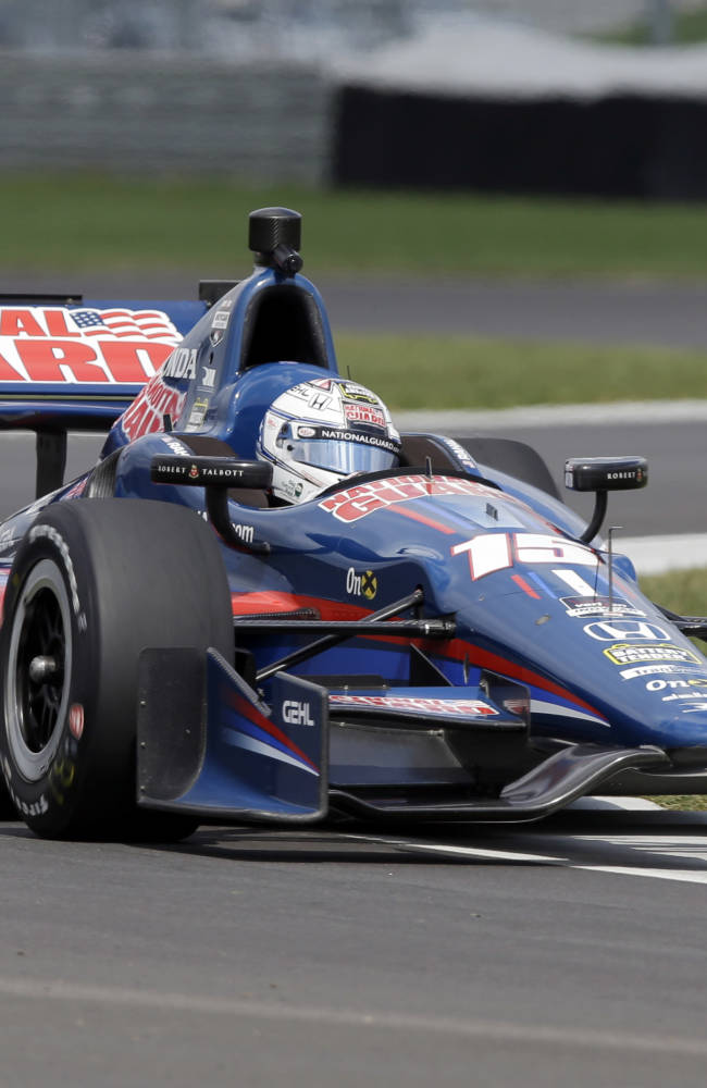 IndyCar commits to New Orleans race in 2015