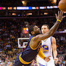 Cavaliers' Irving to miss second game with shoulder injury (Yahoo Sports)