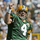 Big weekend here for Favre, joining Packers Hall of Fame The Associated Press