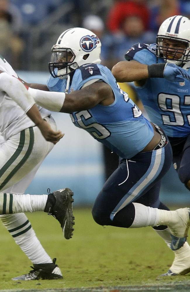 5 things to know from Titans' 38-13 win over Jets