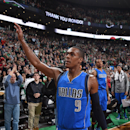 Rondo returns to Boston, helps Mavs win 119-101 The Associated Press