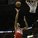 Washinton Wizards' Trevor Ariza shoots against the Milwaukee Bucks during the first half of an NBA basketball game on Saturday, March 8, 2014, in Milwaukee The Associated Press