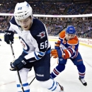 Taylor Hall scores twice, Oilers beat Jets 3-1 The Associated Press