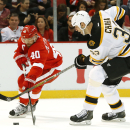 Zetterberg out at least 2 weeks for Red Wings The Associated Press