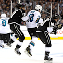 San Jose Sharks v Los Angeles Kings - Game Three Getty Images
