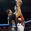 Melo, Knicks snap 7-game skid, top Wolves 118-106 The Associated Press
