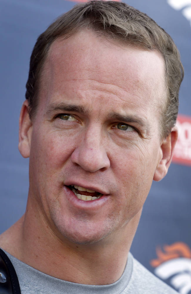 Manning already contemplating rematch with Colts