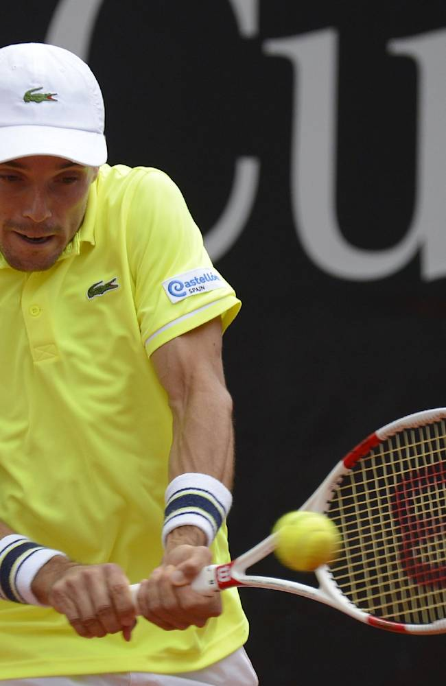 Bautista Agut through to Stuttgart final