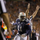 No. 5 Auburn beat Gamecocks 42-35, survive a scare (Yahoo Sports)