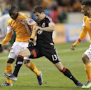 D.C. United's Chris Pontius out with concussion