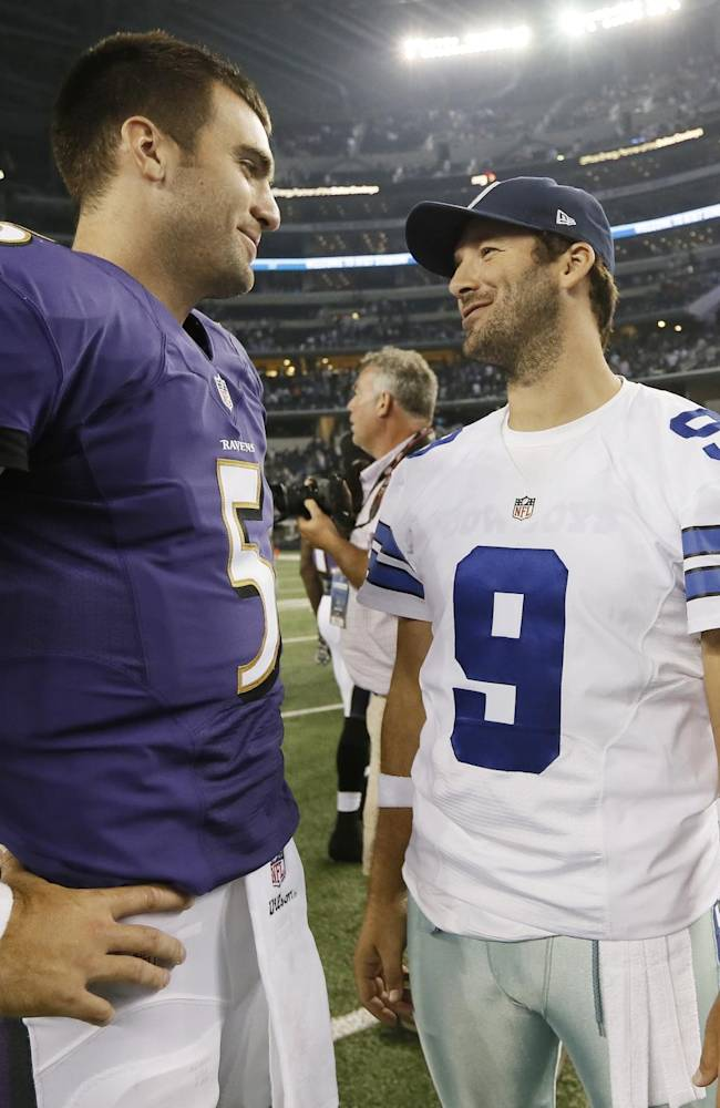 Romo's back holds up, and now it's on to Dolphins