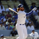 LaRoche delivers late, Nats top Dodgers 8-5 in 14 The Associated Press