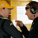 Radio spat, slump come at bad time for Kyle Busch