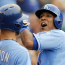 Gordon, Perez homer, Royals beat Giants 7-4 The Associated Press