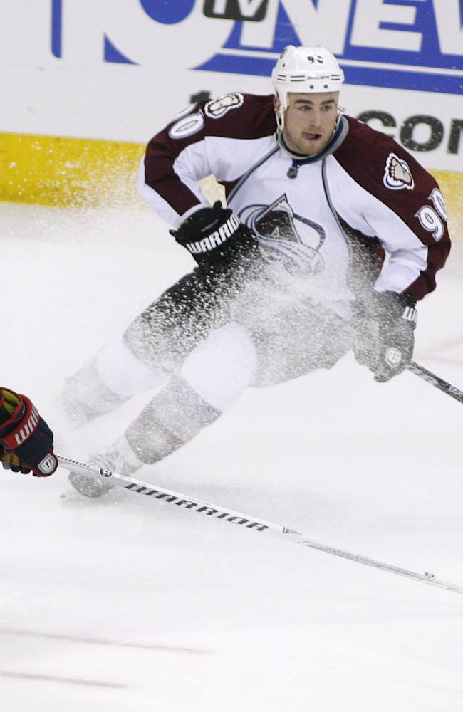 Avalanche top Blue Jackets 3-2 in OT